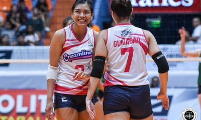 Tiebreaker Times Tai Bundit makes triumphant return as Creamline runs past Motolite News PVL Volleyball  Tai Bundit motolite power builders Melissa Gohing Kuttika Kaewpin Jia Morado Creamline Cool Smashers Channon Thompson Alyssa Valdez Air Padda 2019 PVL Season 2019 PVL Reinforced Conference