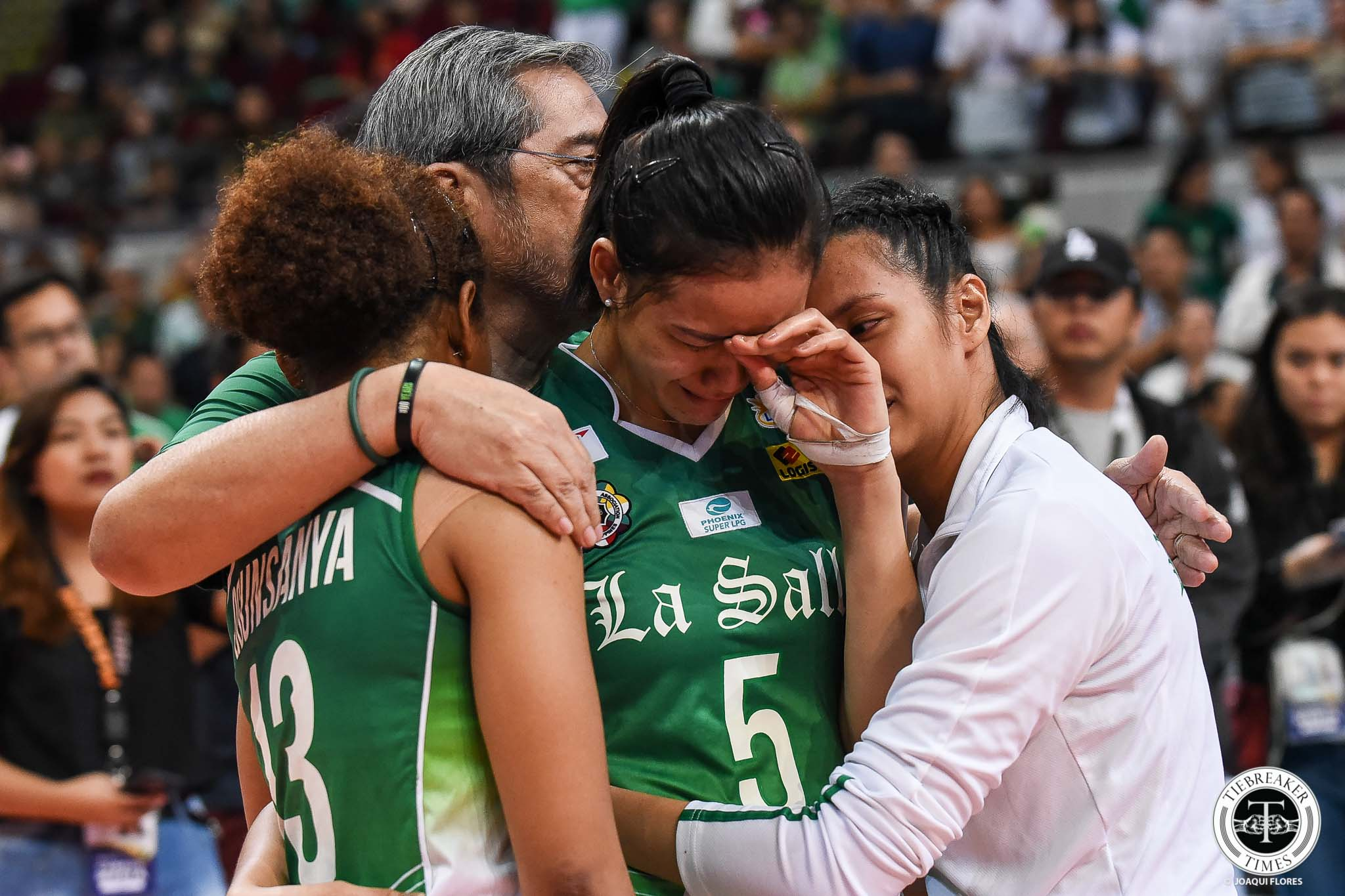 UAAP-81-Volleyball-DLSU-vs.-UST-Clemente-9654 Ramil De Jesus optimistic as decade of dominance ends DLSU News UAAP Volleyball  - philippine sports news