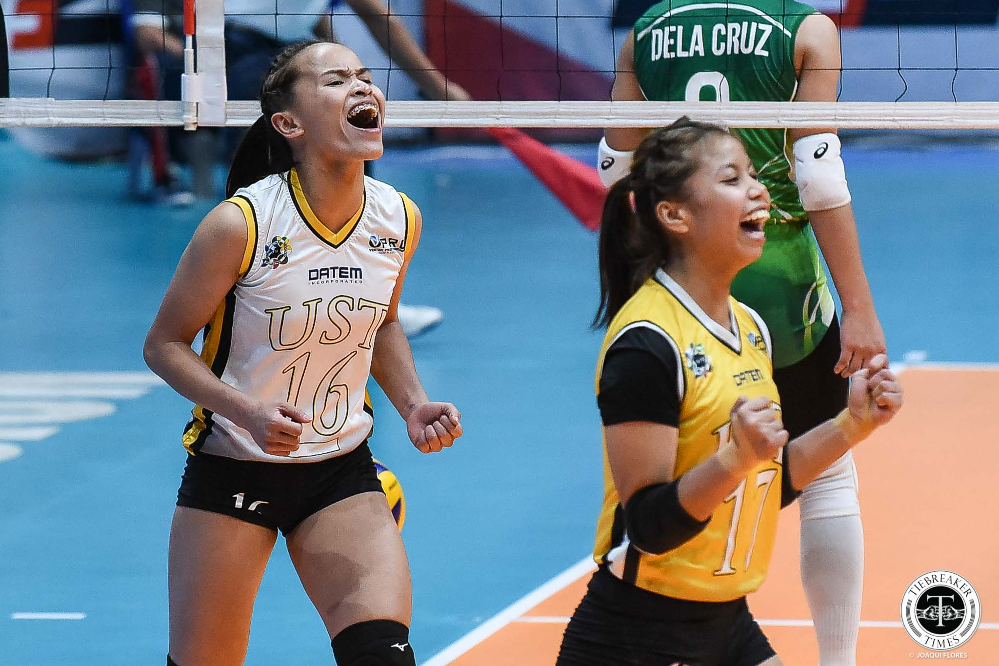 UAAP-81-Volleyball-DLSU-vs.-UST-Rondina-6936 La Salle needs to match Rondina's fire to survive, says Ramil De Jesus DLSU News UAAP Volleyball  - philippine sports news