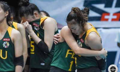 Tiebreaker Times FEU's breakout star Heather Guino-O thankful for challenging last year FEU News UAAP Volleyball  UAAP Season 81 Women's Volleyball UAAP Season 81 Heather Guino-o FEU Women's Volleyball
