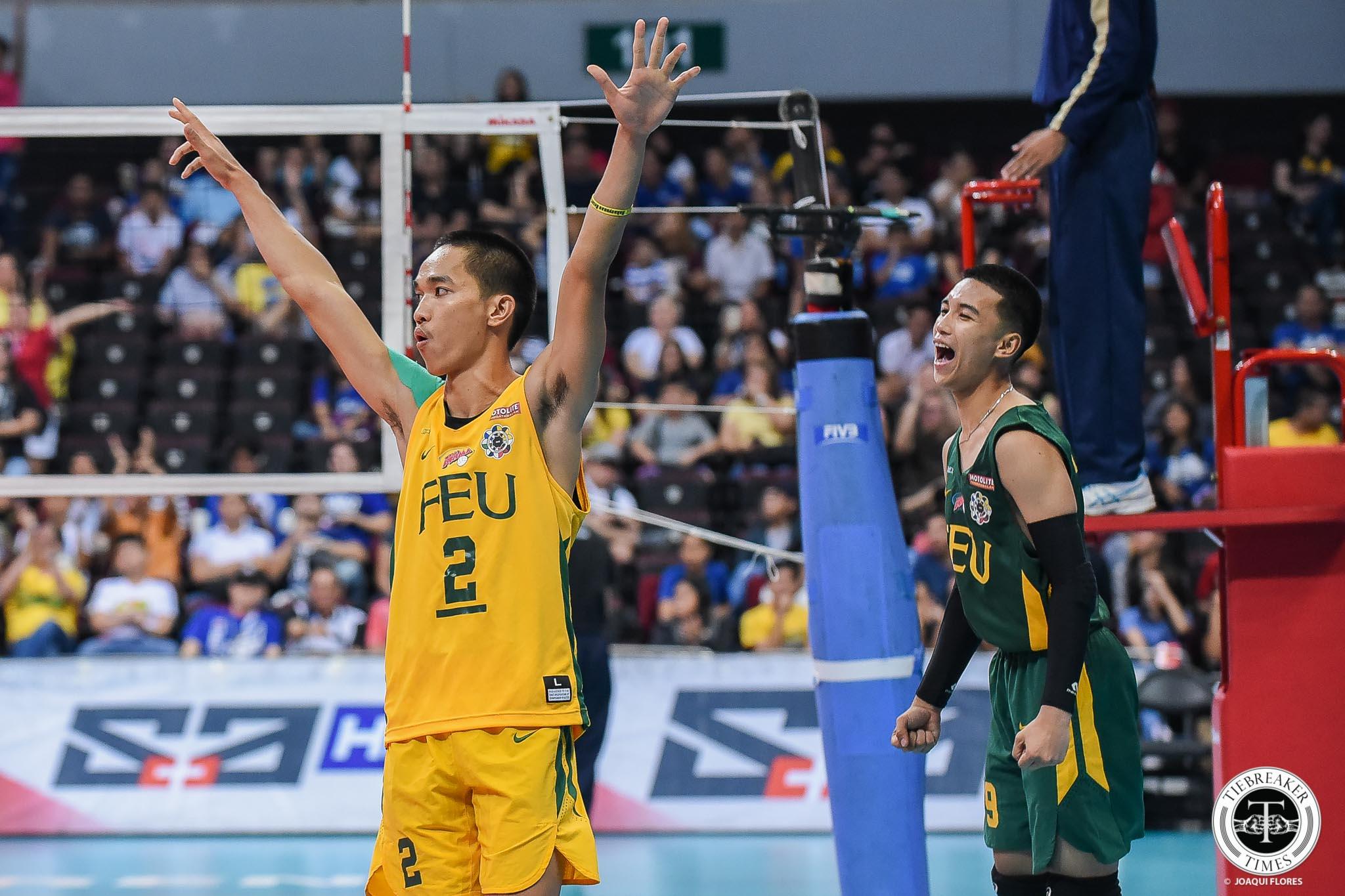 UAAP-81-Volleyball-FEU-vs.-ADMU-Solis-8299 FEU captain Richard Solis makes bold Season 82 prediction: 'Amin na 'yan' FEU News UAAP Volleyball  - philippine sports news