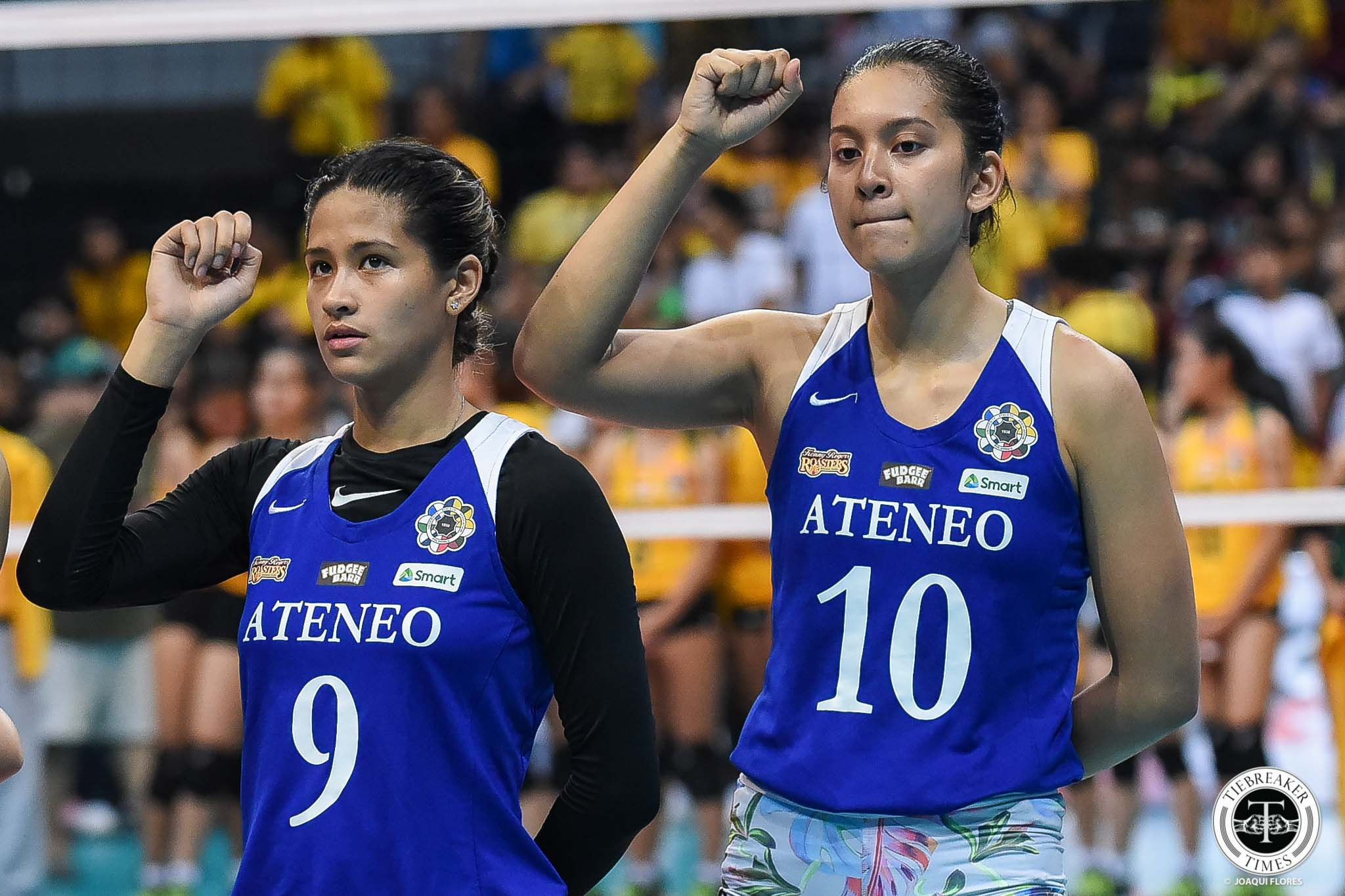 Tiebreaker Times Kat Tolentino returns for Ateneo's UAAP Season 82 campaign ADMU News UAAP Volleyball  UAAP Season 82 Women's Volleyball UAAP Season 82 Kat Tolentino Ateneo Women's Volleyball