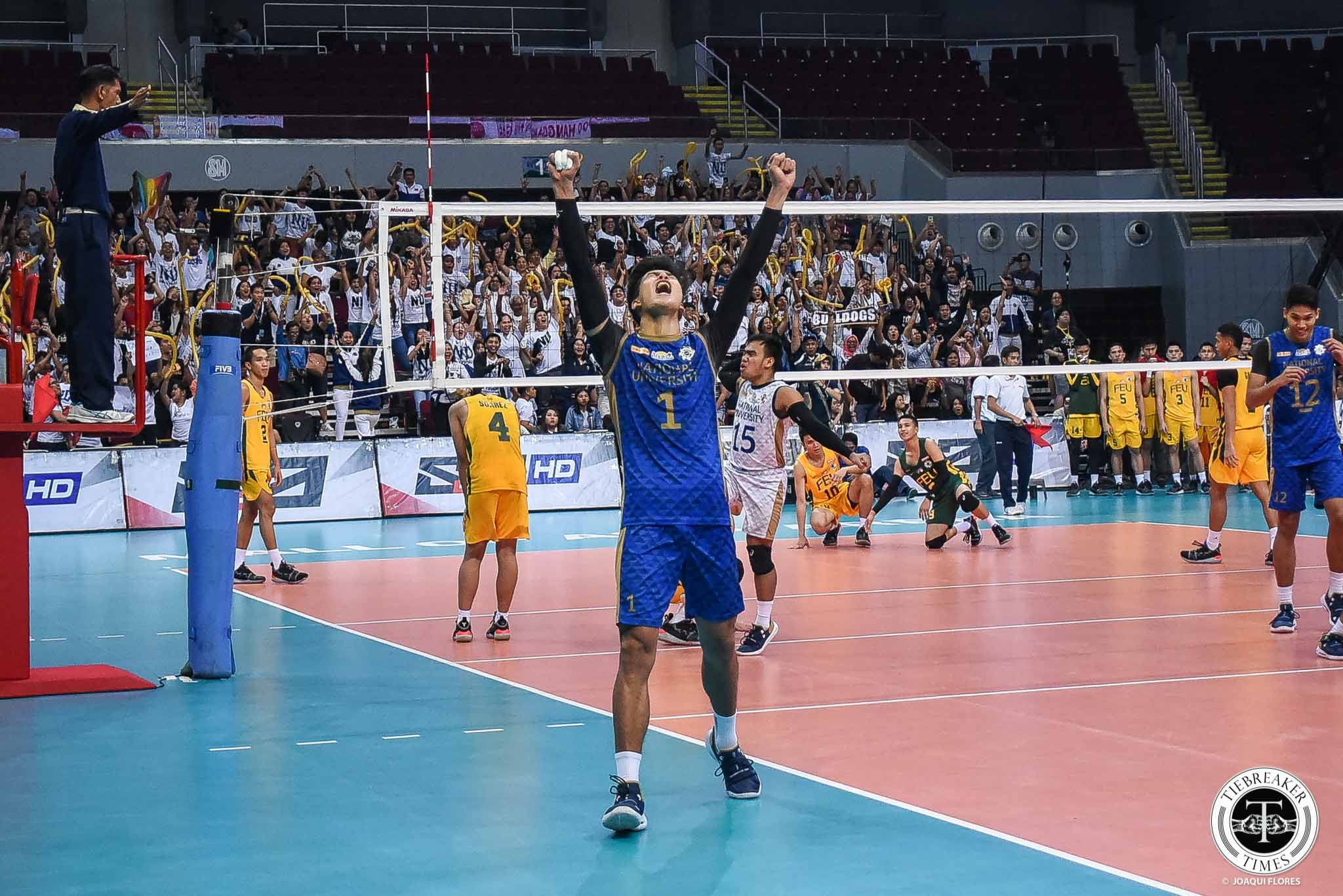 Tiebreaker Times Marck Espejo confident Bryan Bagunas will thrive in Japan News Spikers' Turf Volleyball  Rebisco-Philippines Marck Espejo Cignal HD Spikers Bryan Bagunas 2019 Spikers Turf Season 2019 Spikers Turf Reinforced Conference
