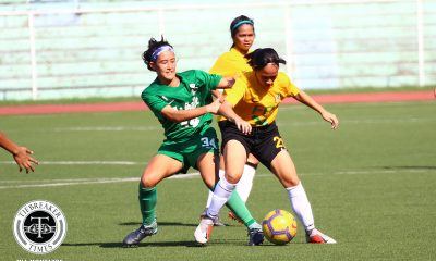 Tiebreaker Times After MVP year, Sara Castaneda sets sight on SEA Games, AFF Championship DLSU Football News UAAP  UAAP Season 81 Women's Football UAAP Season 81 Sara Castaneda DLSU Women's Football
