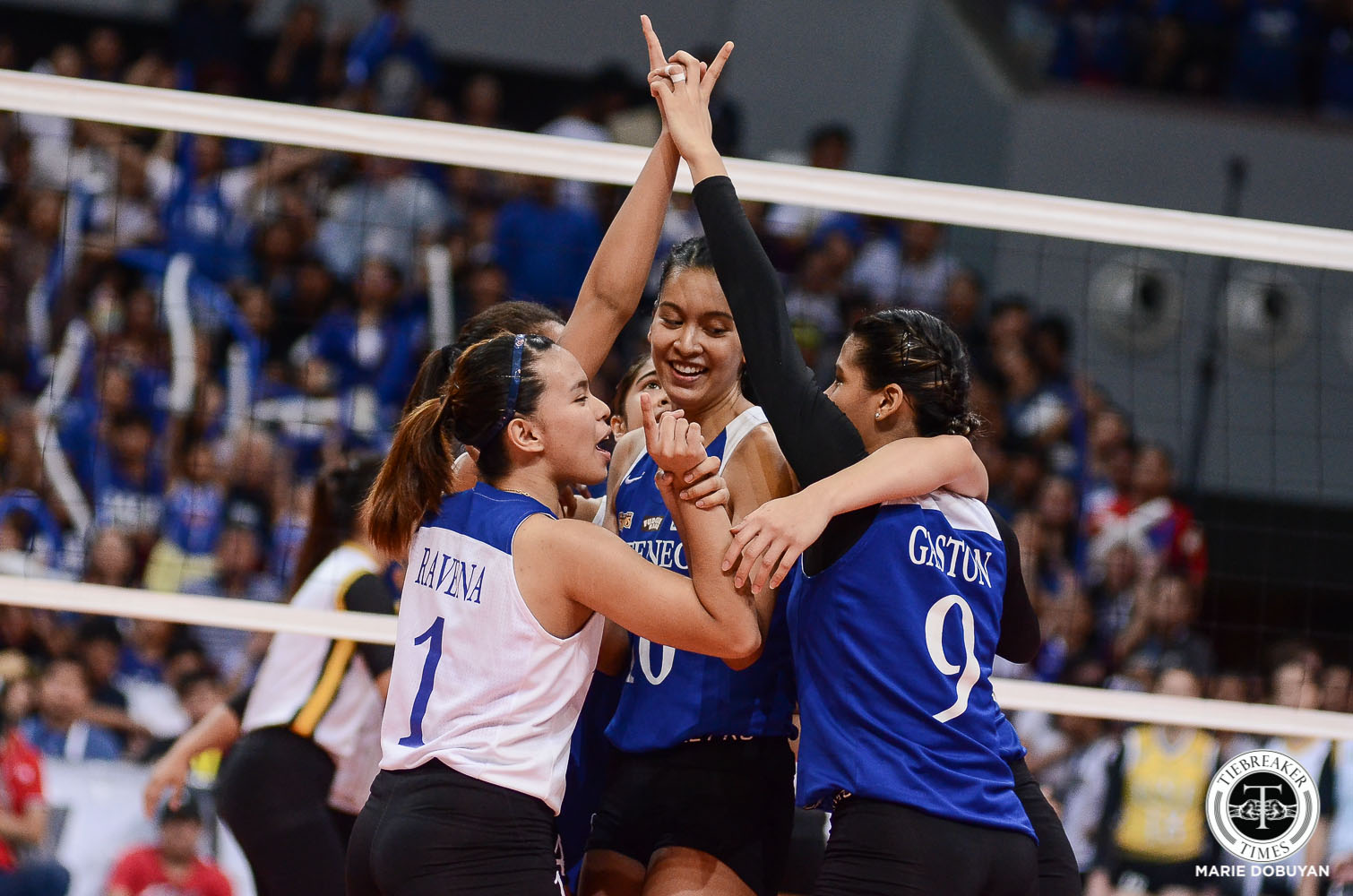 Tiebreaker Times Kat Tolentino leaves Ateneo future to faith ADMU News UAAP Volleyball  UAAP Season 81 Women's Volleyball UAAP Season 81 Oliver Almadro Kat Tolentino Ateneo Women's Volleyball