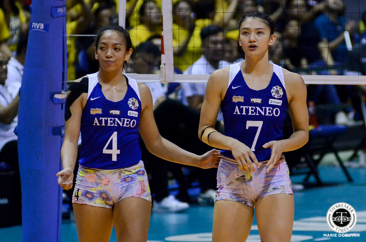 Tiebreaker Times Ateneo Lady Eagles mum, but Oliver Almadro remains positive ADMU News UAAP Volleyball  UAAP Season 81 Women's Volleyball UAAP Season 81 Oliver Almadro Ateneo Women's Volleyball