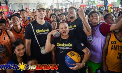 Tiebreaker Times Chooks-to-Go supports Wilson Basketball's grassroots 3x3 event 3x3 Basketball Chooks-to-Go Pilipinas 3x3 News  Ronald Mascarinas Kobe Paras Calvin Abueva 2019 Chooks-to-Go Pilipinas 3x3 Season
