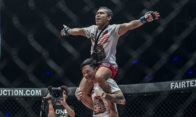 Tiebreaker Times Robin Catalan looks to continue surge against Thai foe Mixed Martial Arts News ONE Championship  Robin Catalan ONE: Warriors of Light