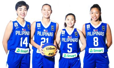 Tiebreaker Times Camille Clarin stuns Netherlands, puts Gilas Girls' 3x3 on brink of playoffs 3x3 Basketball Gilas Pilipinas News  Patrick Aquino Netherlands (Basketball) Gilas Pilipinas Women Ella Fajardo Camille Clarin Ann Pingol Angelica Surada 2019 FIBA 3x3 Under-18 World Cup
