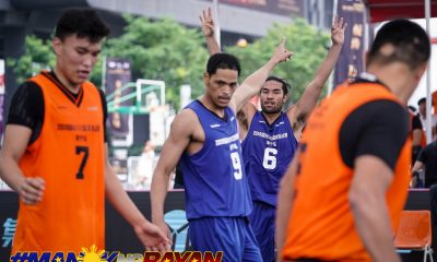 Tiebreaker Times Gab Banal puts up inspiring performance as Isabela City advances to Haining main draw 3x3 Basketball Chooks-to-Go Pilipinas 3x3 News  Taikhar Roosevelt Adams Marcus Hammonds Gab Banal Basilan Steel 2019 Hongxiang Holdings Group Haining Challenger