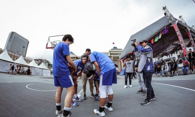 Tiebreaker Times Gilas Girls' 3x3 overwhelmed by France to open World Cup campaign 3x3 Basketball Gilas Pilipinas News  Patrick Aquino Gilas Pilipinas Women France (Basketball) Ella Fajardo Camille Clarin Ann Pingol Angelica Surada 2019 FIBA 3x3 Under-18 World Cup