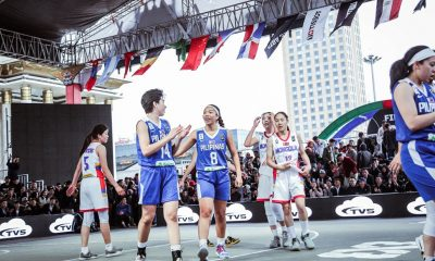 Tiebreaker Times Gilas Girls' 3x3 silence Mongolia to end day with even slate 3x3 Basketball Gilas Pilipinas News  Patrick Aquino Mongolia (Basketball) Gilas Pilipinas Women Ella Fajardo Camille Clarin Ann Pingol Angelica Surada 2019 FIBA 3x3 Under-18 World Cup
