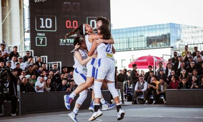 Tiebreaker Times Surada takes over in OT vs Czechs as Gilas advance to U18 World Cup QF 3x3 Basketball Gilas Pilipinas News  Patrick Aquino Gilas Pilipinas Women Ella Fajardo Czech Republic (Basketball) Camille Clarin Ann Pingol Angelica Surada 2019 FIBA 3x3 Under-18 World Cup