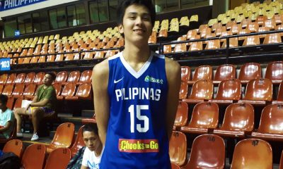 Tiebreaker Times Bulkier Kai Sotto more confident heading into U19 World Cup Basketball Gilas Pilipinas News  Kai Sotto Gilas Pilipinas Youth 2019 FIBA Under-19 World Cup