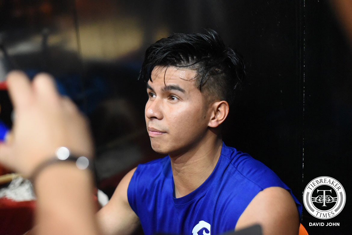 Tiebreaker Times After 'traumatizing event', Kiefer Ravena preaches being natural Basketball Gilas Pilipinas News  Kiefer Ravena Gilas Pilipinas Men