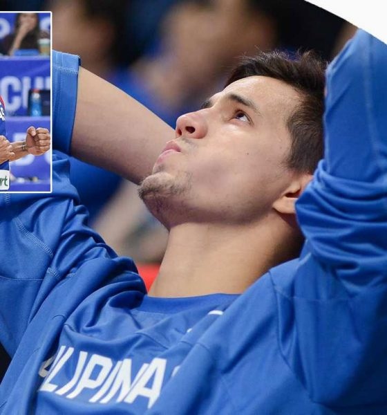 Tiebreaker Times Jayson Castro has every right to pass the torch to next Gilas guards, says Marc Pingris Basketball News PBA  Marc Pingris Jayson Castro Gilas Pilipinas Men 2019 FIBA World Cup