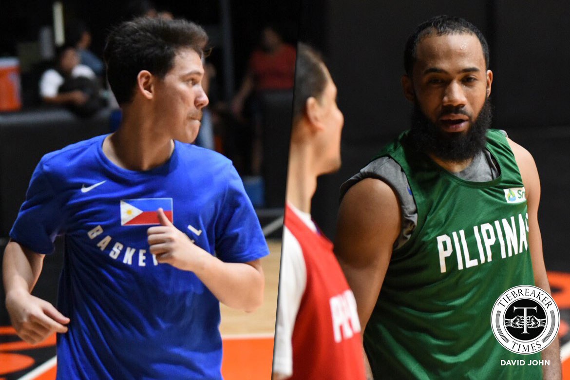 Tiebreaker Times Stanley Pringle continues to support Robert Bolick even in Gilas 2019 FIBA World Cup Qualifiers Basketball Gilas Pilipinas News  Stanley Pringle Robert Bolick Gilas Pilipinas Men 2019 FIBA World Cup