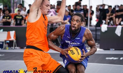 Tiebreaker Times Moscow Inanomo ends Isabela City's Cinderella run in Haining 3x3 Basketball Chooks-to-Go Pilipinas 3x3 News  Roosevelt Adams Moscow Inanomo Marcus Hammonds Gab Banal 2019 Hongxiang Holdings Group Haining Challenger