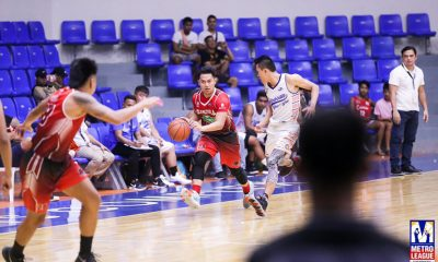 Tiebreaker Times Valenzuela forces win-or-go-home against Caloocan as Quezon City advances to North Finals Basketball News PBA M-League  Valenzuela Workhorses Robbie Darang Quezon City Capitals Mon Mabayo Manila Stars Kojak Melegrito Joseph Bauzon John Tayongtong John Mahari Ibrahim Outtara Erwin Sta. Maria Caloocan Supremos Andrian Celada 2019 M-League Reinforced Conference