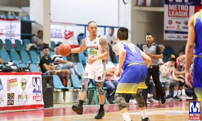 Tiebreaker Times Valenzuela Workhorses hold off Pateros to book M-League post-season ticket Basketball News PBA M-League  Valenzuela Workhorses Solid San Juan Reneford Ruaya Reiner Qiunga Raymund Miller Michael Canete Marlon Kalaw Marikina Shoelanders Josiah Esplana John Tayongtong Jeric Diego Isang Pateros Gerald Anderson