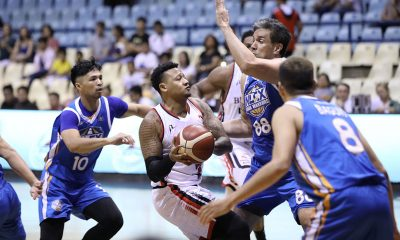 Tiebreaker Times Ray Parks, Blackwater add to NLEX's woes Basketball News PBA  PBA Season 44 NLEX Road Warriors Bobby Ray Parks Jr. Blackwater Elite 2019 PBA Commissioners Cup