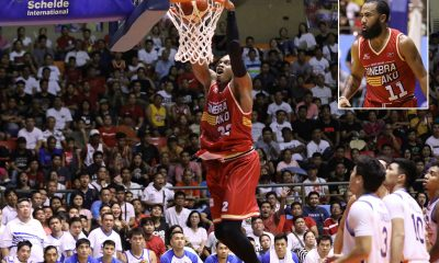 Tiebreaker Times Having Stanley Pringle makes the game easier for Ginebra, says Justin Brownlee Basketball News PBA  Stanley Pringle PBA Season 44 Justin Brownlee Barangay Ginebra San Miguel 2019 PBA Commissioners Cup