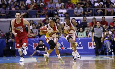 Tiebreaker Times Triple-double doesn't matter for Chris Ross if it ends up in loss: 'I like to win' Basketball News PBA  San Miguel Beermen PBA Season 44 Chris Ross 2019 PBA Commissioners Cup