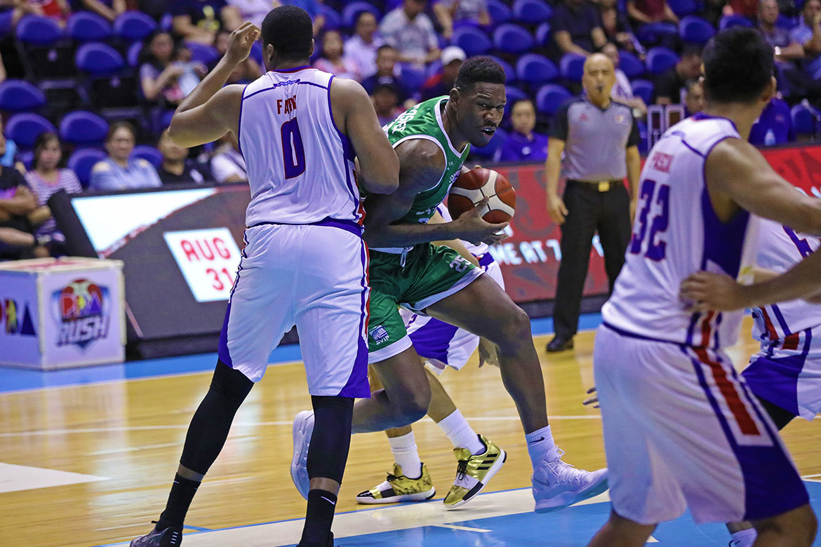 Tiebreaker Times Lester Prosper looks to be with Columbian 'for the long run' Basketball News PBA  PBA Season 44 Lester Prosper Columbian Dyip 2019 PBA Commissioners Cup