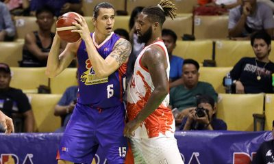Tiebreaker Times Magnolia downs Phoenix, gives Marc Pingris warm welcome Basketball News PBA  RJ Jazul Richard Howell Phoenix Fuel Masters PBA Season 44 Paul Lee Matthew Wright Mark Barroca Marc Pingris Magnolia Hotshots Louie Alas Jio Jalalon James Farr Chito Victolero 2019 PBA Commissioners Cup