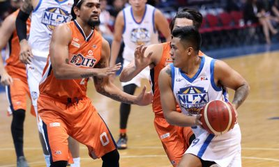 Tiebreaker Times Jericho Cruz needs no NLEX break-in as he fills Ravena, Alas role Basketball News PBA  Yeng Guiao PBA Season 44 NLEX Road Warriors Jericho Cruz 2019 PBA Commissioners Cup