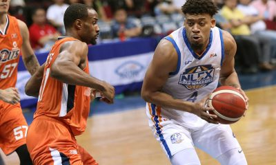 Tiebreaker Times Relieved Tony Mitchell hopes breakthrough paves NLEX's way to better road Basketball News PBA  Yeng Guiao Tony Mitchell PBA Season 44 NLEX Road Warriors 2019 PBA Commissioners Cup