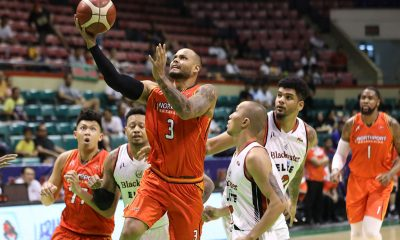 Tiebreaker Times Sol Mercado says Pringle to Ginebra trade not as one-sided as people think Basketball News PBA  Stanley Pringle Sol Mercado PBA Season 44 Northport Batang Pier 2019 PBA Commissioners Cup