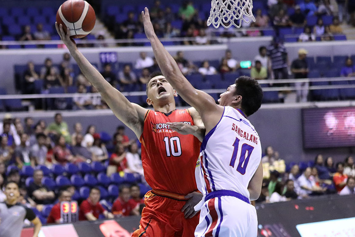 Tiebreaker Times Sean Anthony can't wait to have Stanley Pringle back: 'He's gonna take us even further' Basketball News PBA  Sean Anthony PBA Season 44 Northport Batang Pier 2019 PBA Commissioners Cup