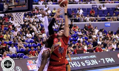 Tiebreaker Times 33-point rout at hands of NorthPort left San Miguel bosses fuming, bares Fajardo Basketball News PBA  San Miguel Beermen PBA Season 44 June Mar Fajardo 2019 PBA Commissioners Cup