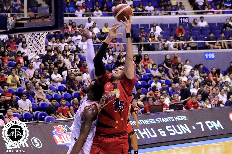 2019-pba-commissioners-cup-northport-def-san-miguel-june-mar-fajardo Jarencio more confident now vs SMB: 'Meron na kaming panapat kay June Mar' Basketball News PBA  - philippine sports news