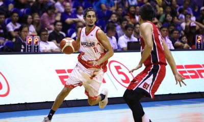 Tiebreaker Times Alex Mallari makes up for late arrival in practices with solid outing Basketball News PBA  Phoenix Fuel Masters PBA Season 44 Louie Alas Alex Mallari 2019 PBA Commissioners Cup