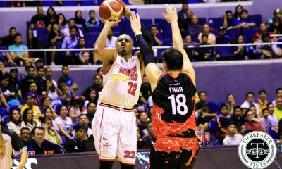 Tiebreaker Times Justin Brownlee takes Phoenix loss hard: 'I got to get people involved' Basketball News PBA  PBA Season 44 Justin Brownlee Barangay Ginebra San Miguel 2019 PBA Commissioners Cup