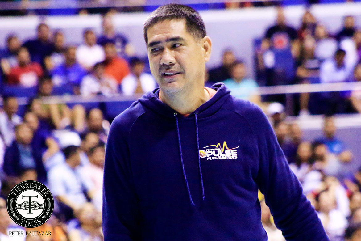Tiebreaker Times Louie Alas grateful for three years spent with Phoenix Basketball News PBA  Phoenix Fuel Masters PBA Season 45 Louie Alas