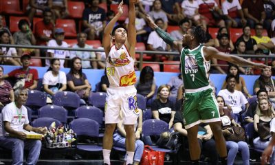 Tiebreaker Times Fueled by Caloy Garcia's scolding, Rey Nambatac becomes savior for Rain or Shine Basketball News PBA  Rey Nambatac Rain or Shine Elasto Painters PBA Season 44 Caloy Garcia 2019 PBA Commissioners Cup