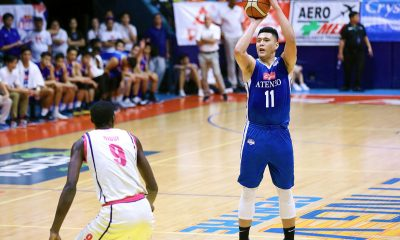 Tiebreaker Times After D-League experience, Isaac Go sees a lot to improve on before heading to pros ADMU Basketball News PBA D-League  Isaac Go Ateneo-Cignal Blue Eagles 2019 PBA D-League Season
