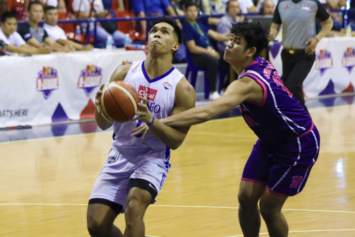 Tiebreaker Times As Ateneo journey winds down, Thirdy Ravena looks to pass winning culture to next Blue Eagles ADMU Basketball News PBA D-League  Thirdy Ravena Ateneo-Cignal Blue Eagles 2019 PBA D-League Season