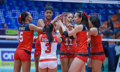 Tiebreaker Times Debuting Robins-Hardy, returning Gonzaga steer Cignal past Sta. Lucia News PSL Volleyball  Sta. Lucia Lady Realtors Rachel Daquis Rachel Austero Mylene Paat MJ Phillips Jovelyn Gonzaga Jheck Dionela Edgar Barroga Cignal HD Spikers Babes Castillo Alohi Robins-Hardy 2019 PSL Season 2019 PSL All Filipino Conference