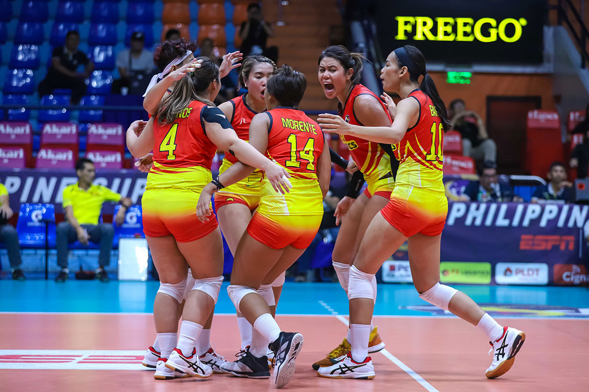 Tiebreaker Times Kalei Mau on F2 Logistics debut: 'I couldn't have dreamt a more perfect match' News PSL Volleyball  Ramil De Jesus Kalei Mau F2 Logistcs Cargo Movers 2019 PSL Season 2019 PSL All Filipino Conference