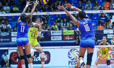 Tiebreaker Times Kim Dy glad to be back with F2 Logistics family News PSL Volleyball  Kim Dy F2 Logistics Cargo Movers 2019 PSL Season 2019 PSL All Filipino Conference