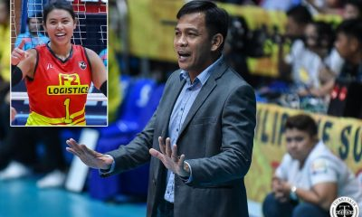Tiebreaker Times With Kalei Mau, Petron needs to 'triple their effort' against F2, says Shaq Delos Santos News PSL Volleyball  Shaq delos Santos Ramil De Jesus Petron Blaze Spikers Kalei Mau F2 Logistics Cargo Movers 2019 PSL Season 2019 PSL All Filipino Conference