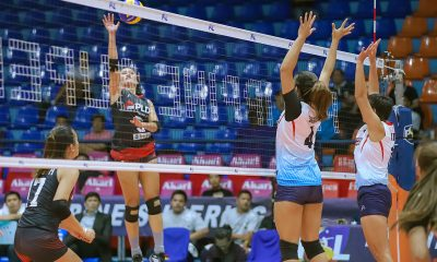 Tiebreaker Times Gretchel Soltones channels 'Mamba Mentality' as she focuses on reintroducing self News PSL Volleyball  PLDT Home Fibr Power Hitters Grethcel Soltones 2019 PSL Season 2019 PSL All Filipino Conference
