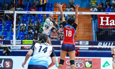 Tiebreaker Times Triple celebration for MJ Phillips as she celebrates return, birthday, win News PSL Volleyball  Sta. Lucia Lady Realtors MJ Phillips Babes Castillo 2019 PSL Season 2019 PSL All Filipino Conference