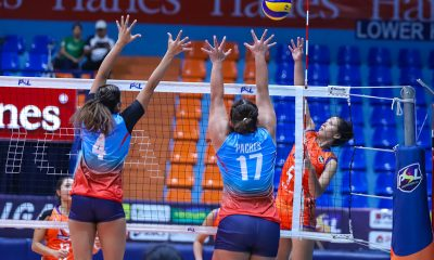 Tiebreaker Times Generika-Ayala nabs first win, drops Marinerang Pilipina to 0-2 News PSL Volleyball  Sherwin Meneses Ron Dulay Ria Meneses Patty Orendain Marinerang Pilipina Kath Arado Jamie Lavitoria Generika-Ayala Lifesavers Fiola Ceballos Dimdim Pacres 2019 PSL Season 2019 PSL All Filipino Conference