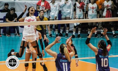 Tiebreaker Times Wilma Salas apologizes to Bermillo, Bombita, but says facials are part of the game News PVL Volleyball  Wilma Salas Petro Gazz Angels Jewelle Bermillo Grazielle Bombita Bali Pure Purest Water Defenders 2019 PVL Season 2019 PVL Reinforced Conference