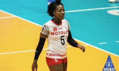 Tiebreaker Times Channon Thompson insists Motolite not a 'one man show' News PVL Volleyball  motolite power builders Channon Thompson 2019 PVL Season 2019 PVL Reinforced Conference